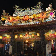 【台湾旅行記⑨】饒河街夜市